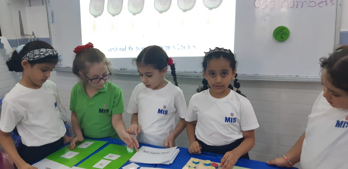 Even and Odd Numbers- Math Activity Grade 2